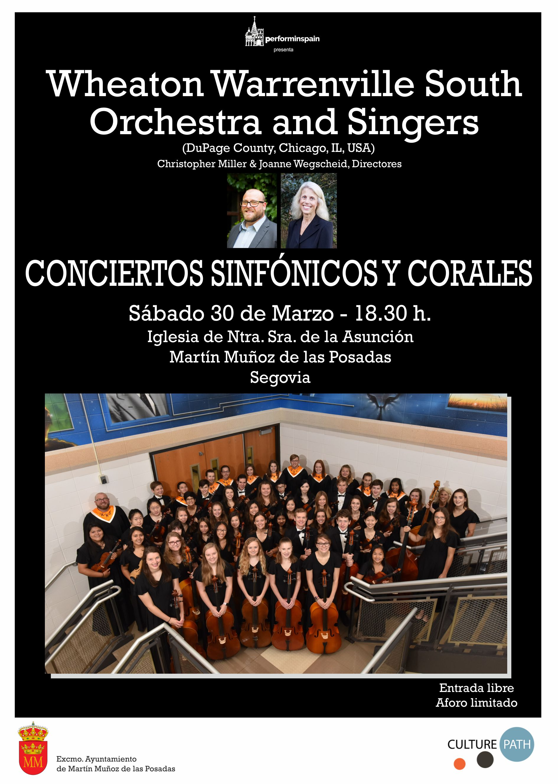Symphonic and choral concert