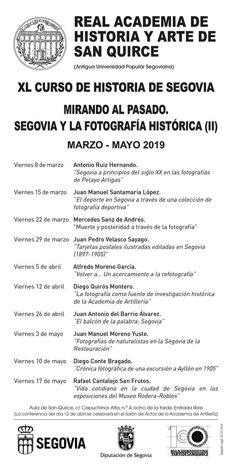 Cours d'histoire à Segovia