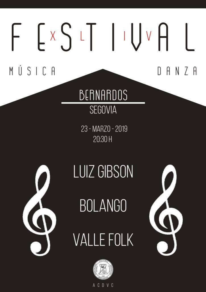 Festival de musique et de danse (ACDVC Bernardos)