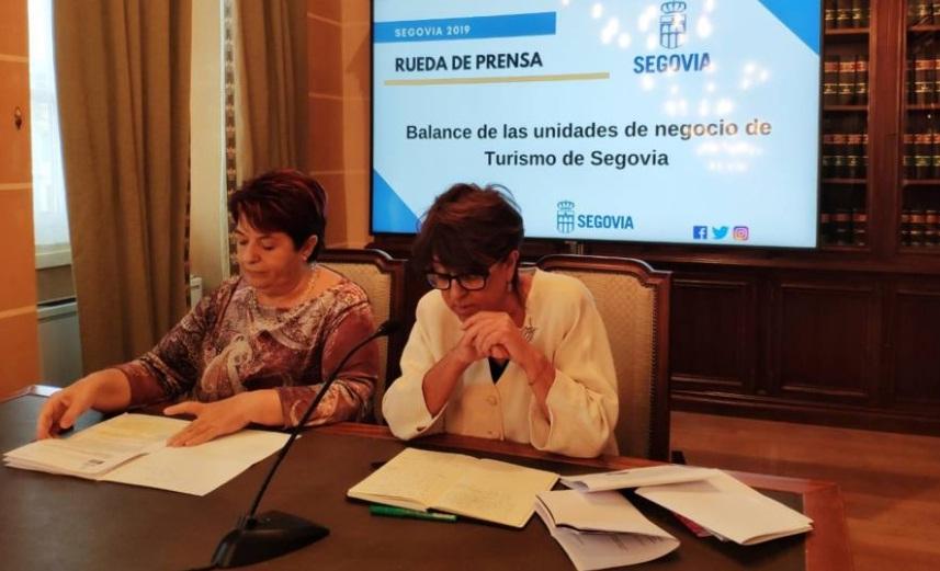 The annual impact of the Segovia Tourism business area is around 3'2 million euros