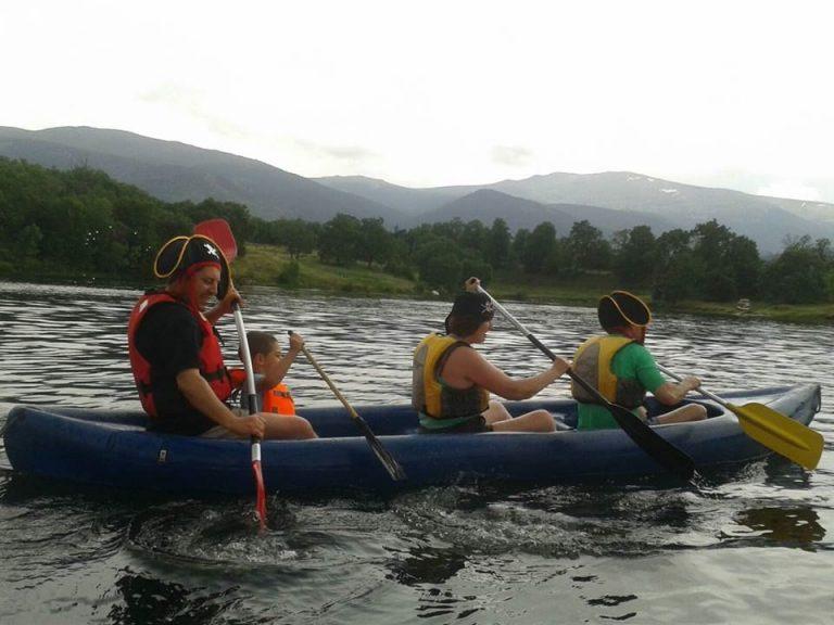canoes sh