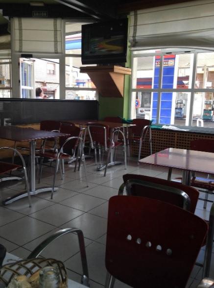 restaurant polvorin