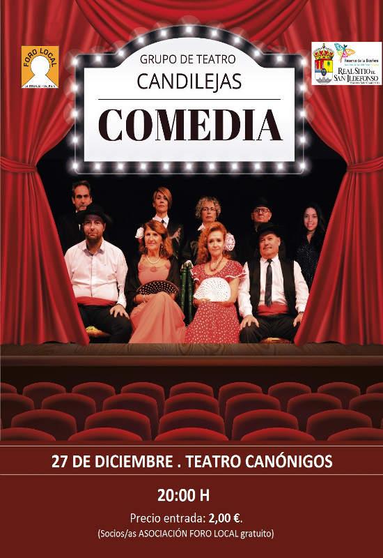 théâtre candilejas