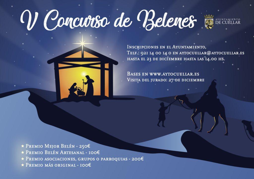 v nativity scene contest