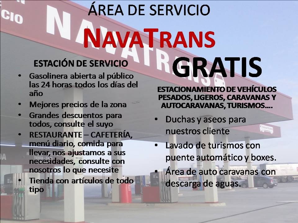 STATION DE SERVICE NAVATRANS